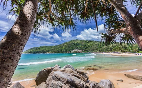 Отели на пляже най харн пхукет